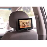 Quality 7 Inch In Cab Advertising Touch Screen Tablet Black Color For Taxi Advertising for sale