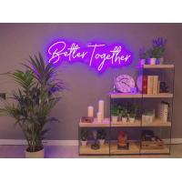 Buy cheap Customized Led Neon Signs ,Personalized LED Neon Light Signs LED Illuminated from wholesalers