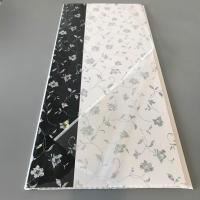 Buy Various Color Decorative PVC Panels For Ceiling 6mm / 7mm / 7.5mm / 8mm Thickness at wholesale prices
