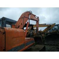 Quality EX200-1 EX200-2 EX200-3  used hitachi excavator original japan  hydraulic excavator  isuzu engine 1.0m3 for sale
