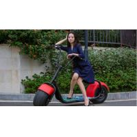 China Big Wheel Electric Mobility Scooter 800W , Citycoco Scooter With Lithium Battery on sale