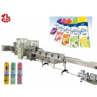 Quality Fully Automatic Air Freshener Filling Machine , Deodorant Filling Machine Stainless Steel for sale