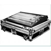 Quality Dj Mixer Aluminum Tool Cases  ,  Portable Flight Case for Placing Equipment for sale
