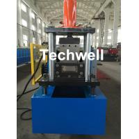 Quality Industrial Shelf Rack Shelving Box Beam Cold Roll Forming Machine with 4 Box Interlock Machine Forming Stations for sale