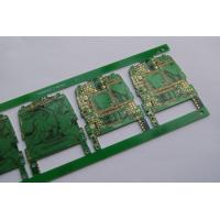 Quality Printed Circuit Board High Precision Prototype PCB Boards 6 Layer 0.55mm 0.5 - 6oz for sale