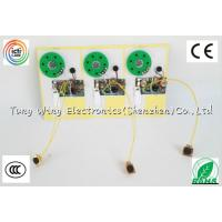 Buy cheap Personalized Recordable sound chips for toys , recordable voice module from wholesalers