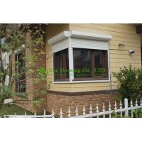 China Modern Security Aluminum Roller Shutter,White Color,Remote-control  Roller Shutter on sale