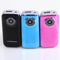 Quality 5600mAh Portable Power Banks, Used for iPad/iPhone/iPod/Smartphones/Digital Cameras, MP3/MP4 Player for sale