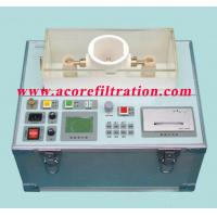 Quality DST Transformer Oil Dielectric Strength Tester for sale