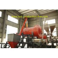 Quality Twin Screw XPS Extrusion Line 85T/200 , Thick Styrofoam Board XPS Machine for sale