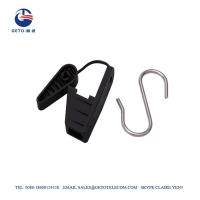 Quality ISO9001 FTTH 200N 2mm ODWAC-22 Fiber Drop Wire Clamp for sale