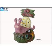 Buy Household Eco Friendly Unusual Large Fish Tank Ornaments Decoration With Notice at wholesale prices