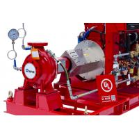 Quality Electric Motor End Suction Fire Pump , Fire Fighting Pump Water Pump 300GPM 86PSI for sale