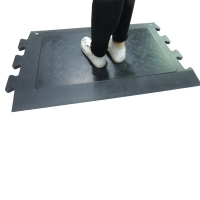 Quality 900*600mm T Tooth Interlocking 20mm ESD Floor Mat for sale