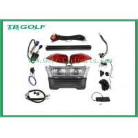 China Electric Golf Cart Light Kit With Turn Signals Street Legal Light Kit on sale