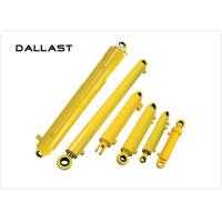 Quality Custom Hydraulic Oil Cylinders Double Acting  for Agricultural Dump Truck for sale