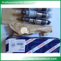 Quality Cummins ISDe Engine Fuel Injector 4937065  0445120123 for sale