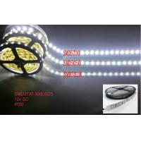 Quality High Power 120W Flexible smd 5730 SMD 5630 Led Strip 12v 300 leds with 120 degree for sale