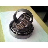Quality Bearing Steel Single Row Tapered Roller Bearings With Open Seal Type for sale