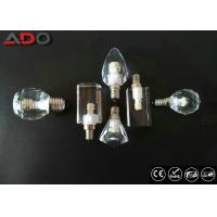 Quality E12 Crystal Led Candle Light Ac110v With Ic Constant Current Led Driver for sale