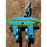 Quality Stone scissor clamps with durable quality for sale