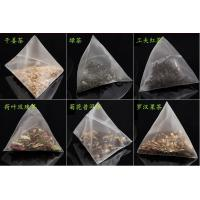 Pyramid Herbal Tea Bag Packing Machine with Second Outside Packaging