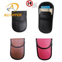Buy cheap alioffer Mobile Cell Phone GPS RFID CNF Signal Shield Blocking Jammer Bag,Anti from wholesalers