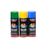 Quality 400ml Automotive Aerosol Spray Paint Acrylic Material Hard Wearing for sale