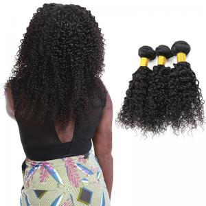 China Blonde3 Bundles Of Water Wave Crochet Hair , Long Water Wave Crochet Braids on sale