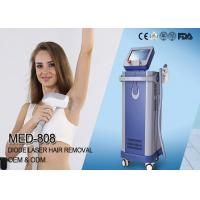 Quality Hairfree 808 Nm Diode Laser Hair Removal Machine 3 Wavelengths Diode Laser for sale