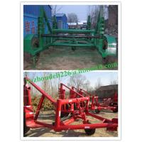 China Asia CABLE DRUM TRAILER, Quotation Cable Reel Trailer,Cable Carrier on sale