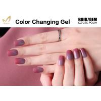 Quality 172 Colors Mood Changing Gel Nail Polish Personal Use No Chips No Nicks for sale