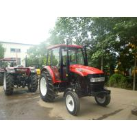 China 90hp Four-Wheel Drive Tractors , Farmland Gear Drive Diesel Tractors on sale