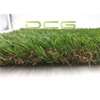 Quality Outdoor Anti-Uv 35mm Artificial Turf Landscaping For Garden And Yards for sale