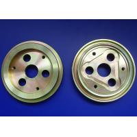 Quality custom-made powder-coating high polishing best precision aluminum parts for sale