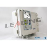 Buy cheap Three Phase Pump Control Panel Sewage Water Pump Controller Inside Built Level Transmitter from wholesalers