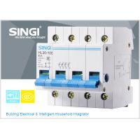 Quality CCC/ISO9001 230/240V 80A 4p load disconnect isolator switch mini breaker MCB for sale