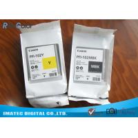 Quality Original Genuine Canon PFI-102 Wide Format Inks Tank Lucia Inks for Canon iPF500 iPF600 iPF750 for sale