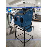 Buy Modular Wet Abrasive Blasting Equipment , Manual Water Sandblaster Load Capacity ≤20Kg at wholesale prices