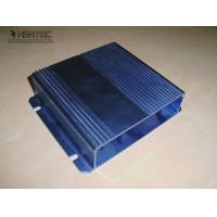 Quality Blue 6063 - T5 Industrial Aluminium Profile Mill Finished Machine Polishing for sale