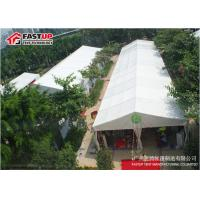 Quality Durable Garden Party Marquee Event Tent , Customized Color 20 By 20 Party Tent for sale