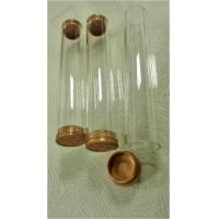 Quality Extrusion PET Seamless high Clear Tube wholesale in China for sale