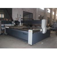 Quality Automatic CNC Water Jet Cutting Machine Water Metal Cutter No Heat Affected Zone for sale