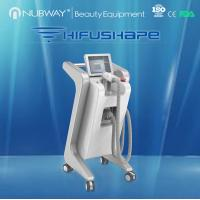 Quality high-efficiency fat cavitation fat reducing vertical HIFUSHAPE slimming machine for sale