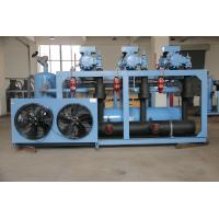 Quality Blue Durable Industrial Refrigeration Unit Adopt R22 / R507 Refrigerant for sale