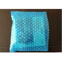 China Blue Bubble Mailing Bags Customized Sizes , Bubble Pack Bags For Courier Shipping on sale