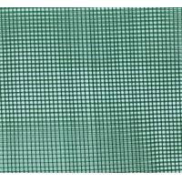 Quality HDPE Square Hole Size Polyester Filter Mesh For Straw Matress , One-Time Extrusion Molding Net for sale