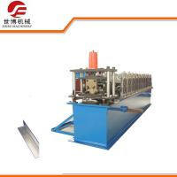 Quality V Shape Galvanized Steel Roll Forming Equipment , Metal Roll Forming Systems  for sale