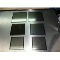 Quality Customized 10 x 10cm 3d linear lens glasses filters for cinemas, projections for sale