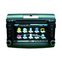 Quality Portable LED Honda DVD RDS Dual Zone Support Mp3 / Mp4 / Divx / WM ST-A111 for sale
